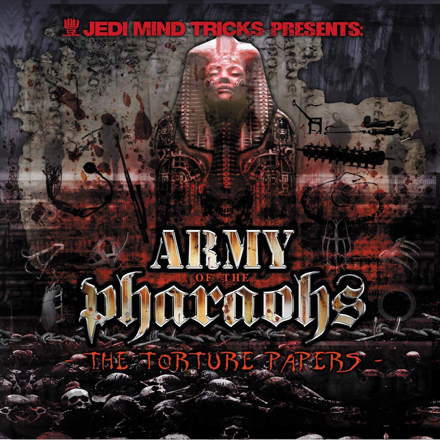 Army Of The Pharaohs - The Torture Papers (2006) [FLAC] Download