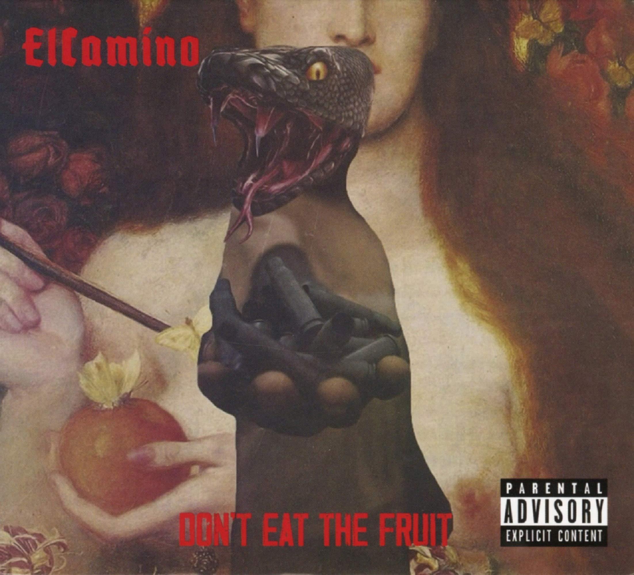 El Camino-Dont Eat The Fruit-DIGIPAK-CD-FLAC-2020-AUDiOFiLE