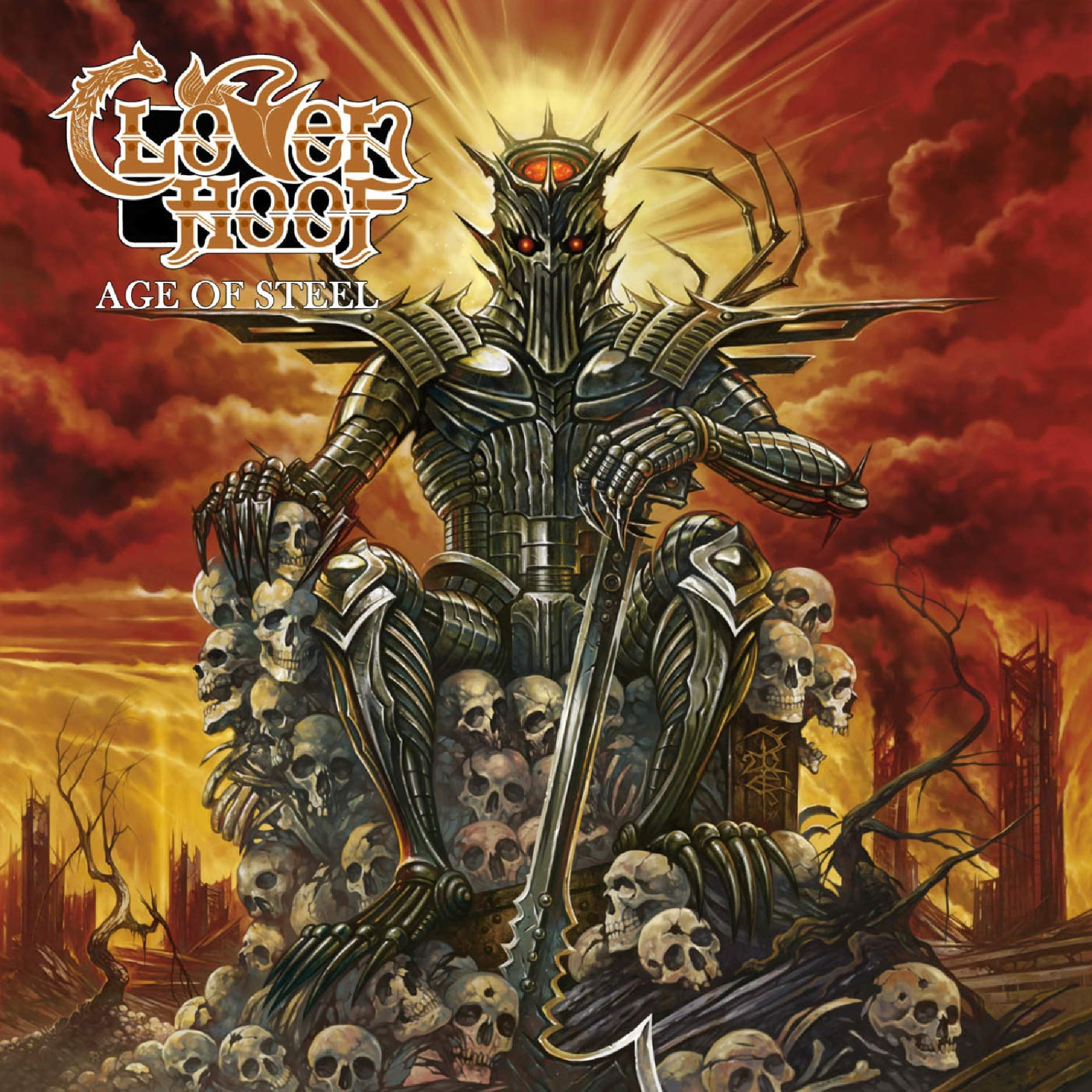 Cloven Hoof - Age of Steel (2020) [FLAC] Download