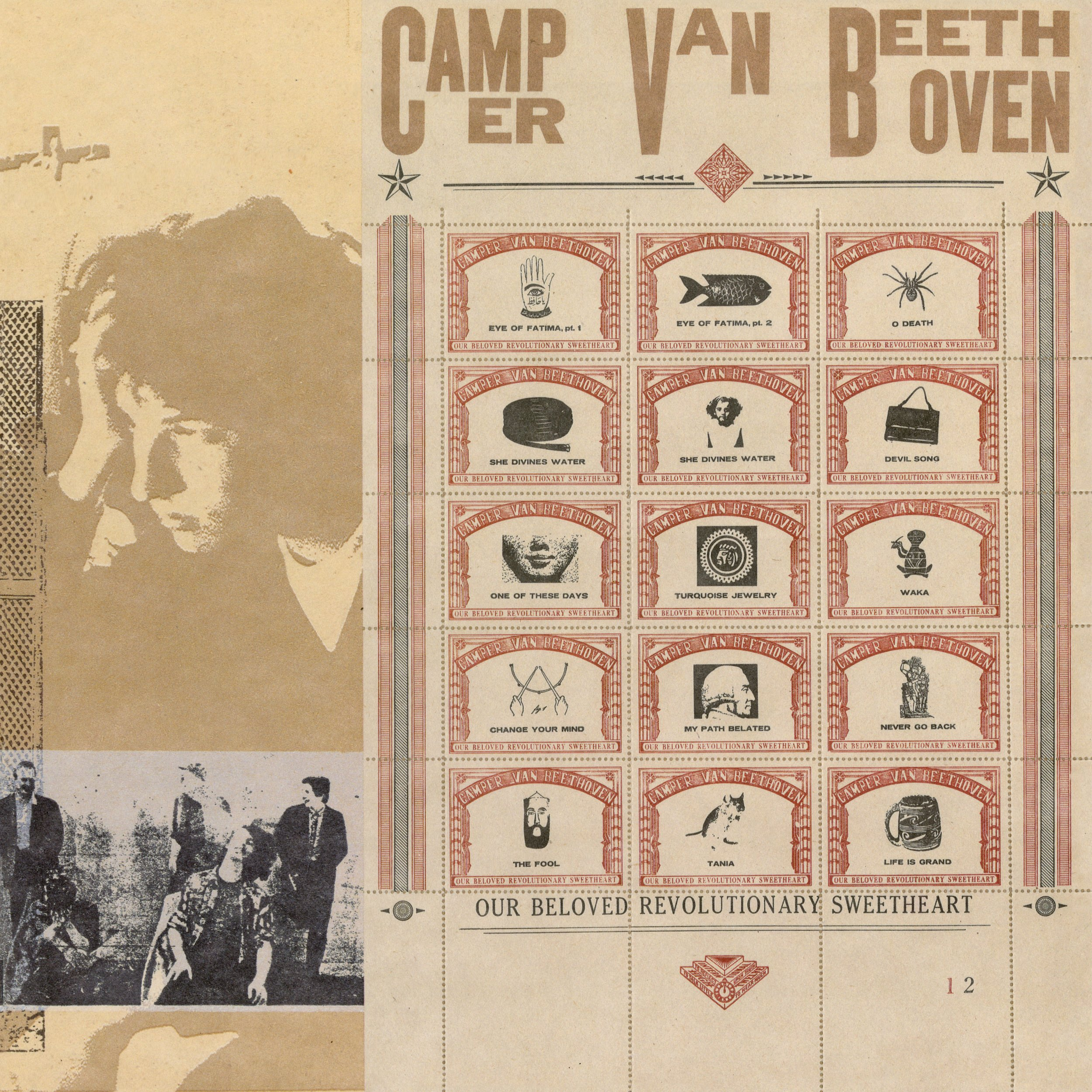 Camper Van Beethoven - Our Beloved Revolutionary Sweetheart (1988) [FLAC] Download