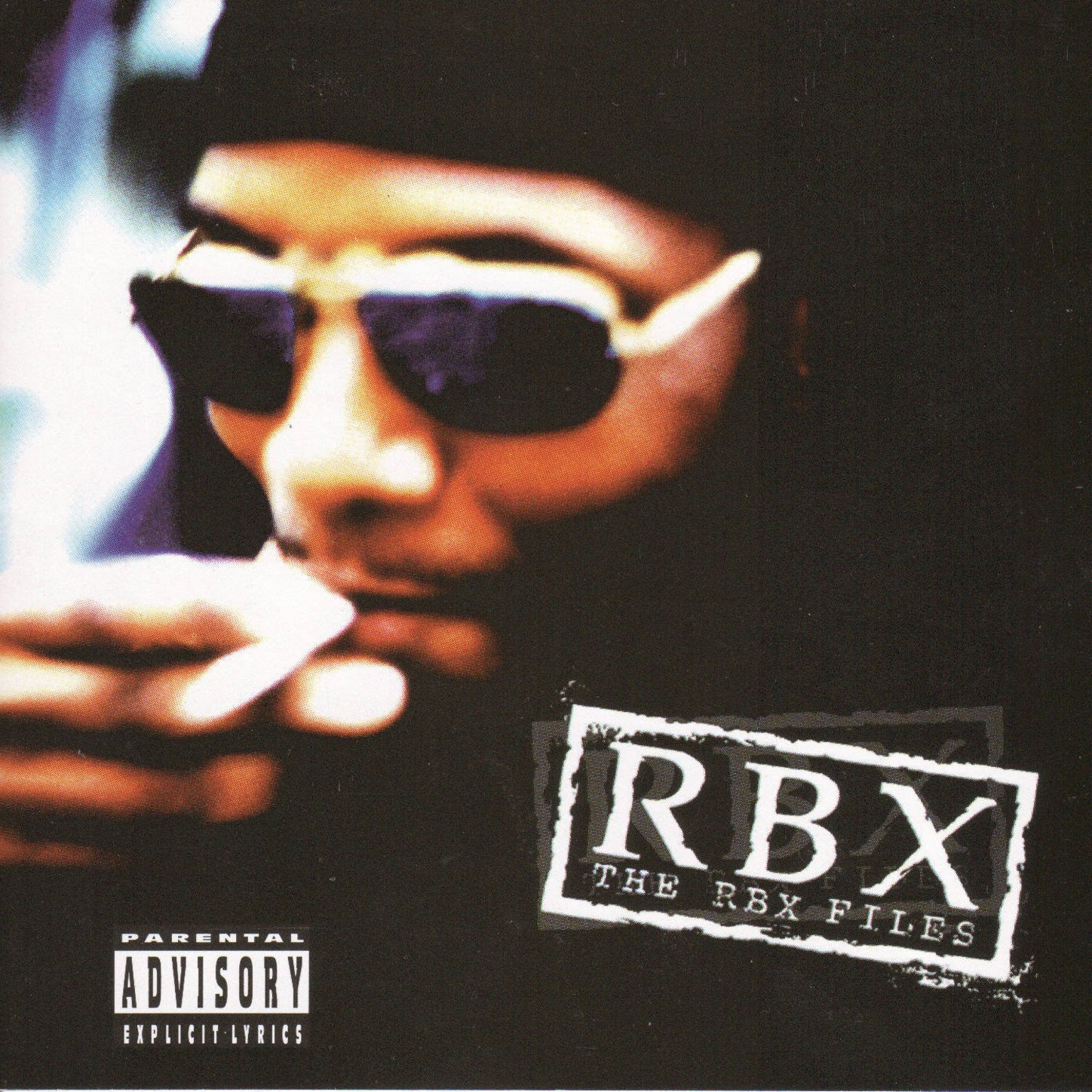 RBX – The RBX Files (1995) [FLAC]