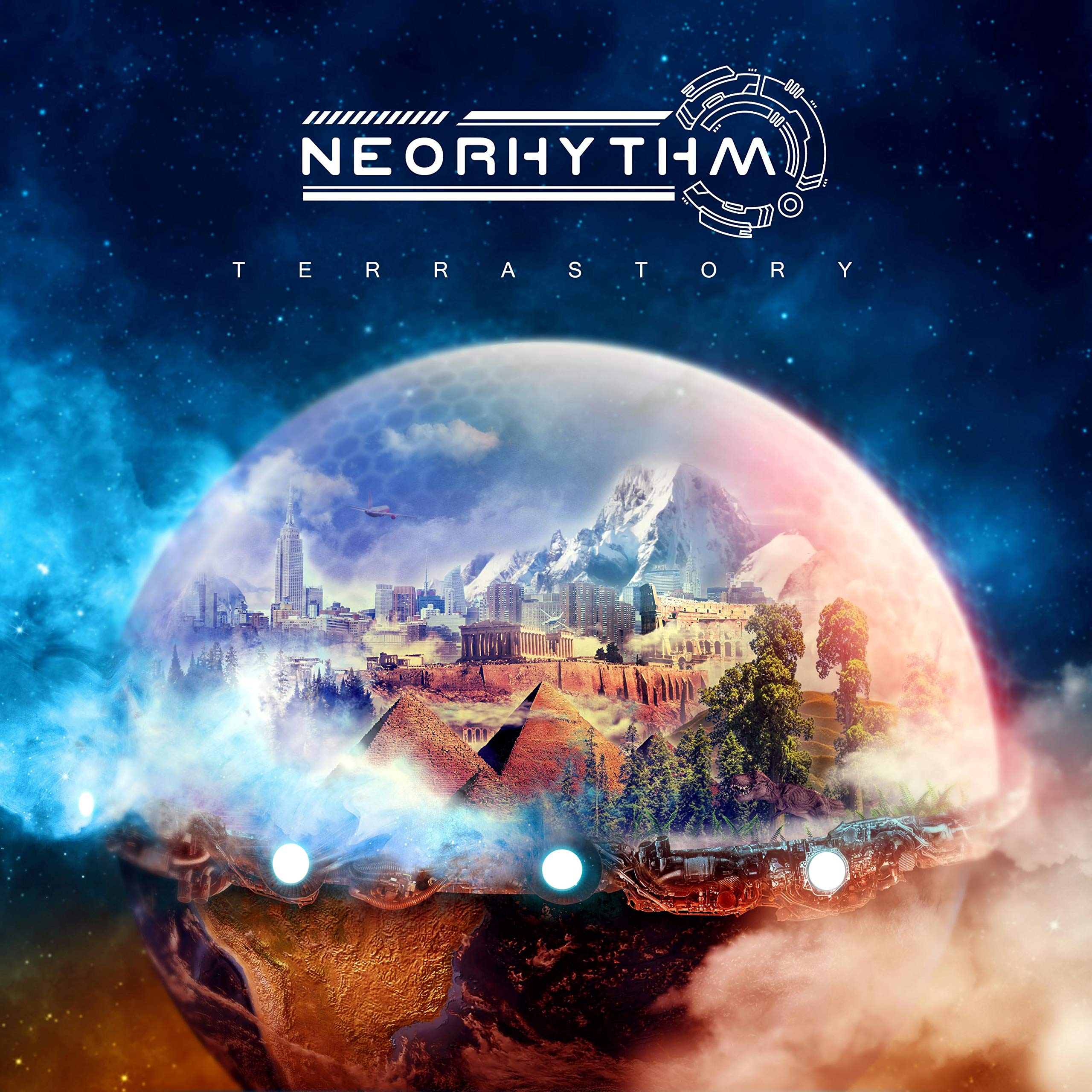 Neorhythm - Terrastory (2020) [FLAC] Download