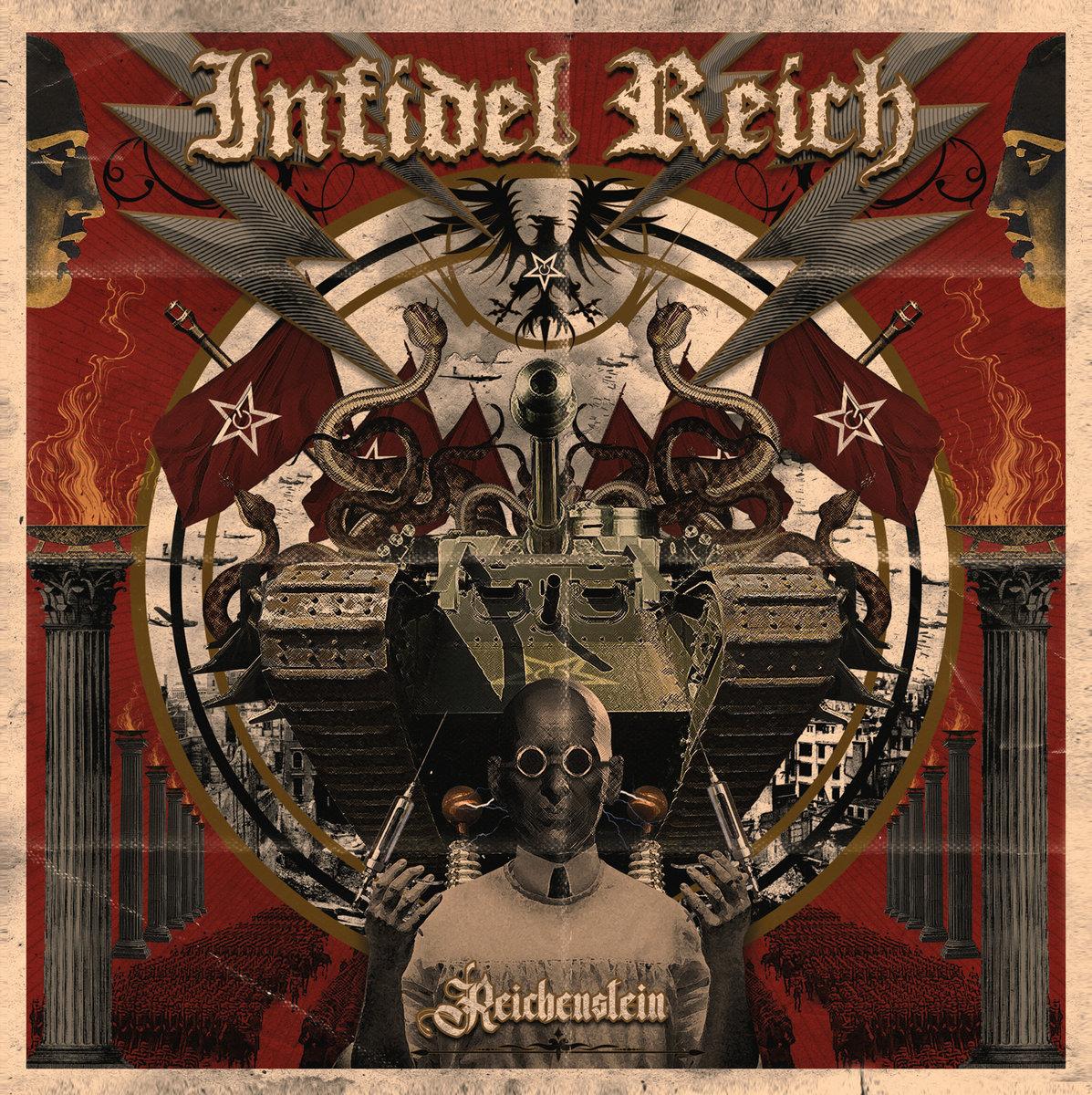 Infidel Reich - Reichenstein (2019) [FLAC] Download