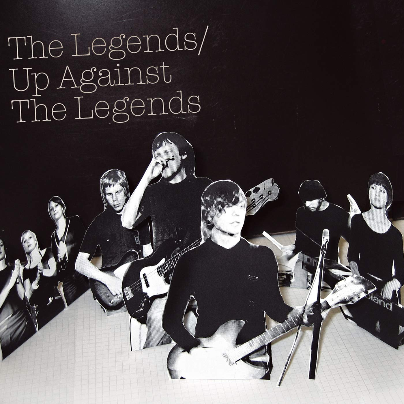 The Legends - Up Against The Legends (2004) [FLAC] Download