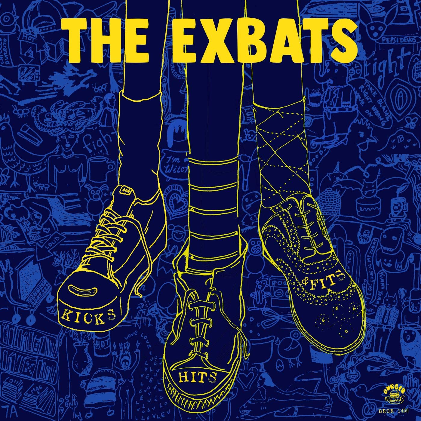 The Exbats - Kicks, Hits And Fits (2020) [FLAC] Download