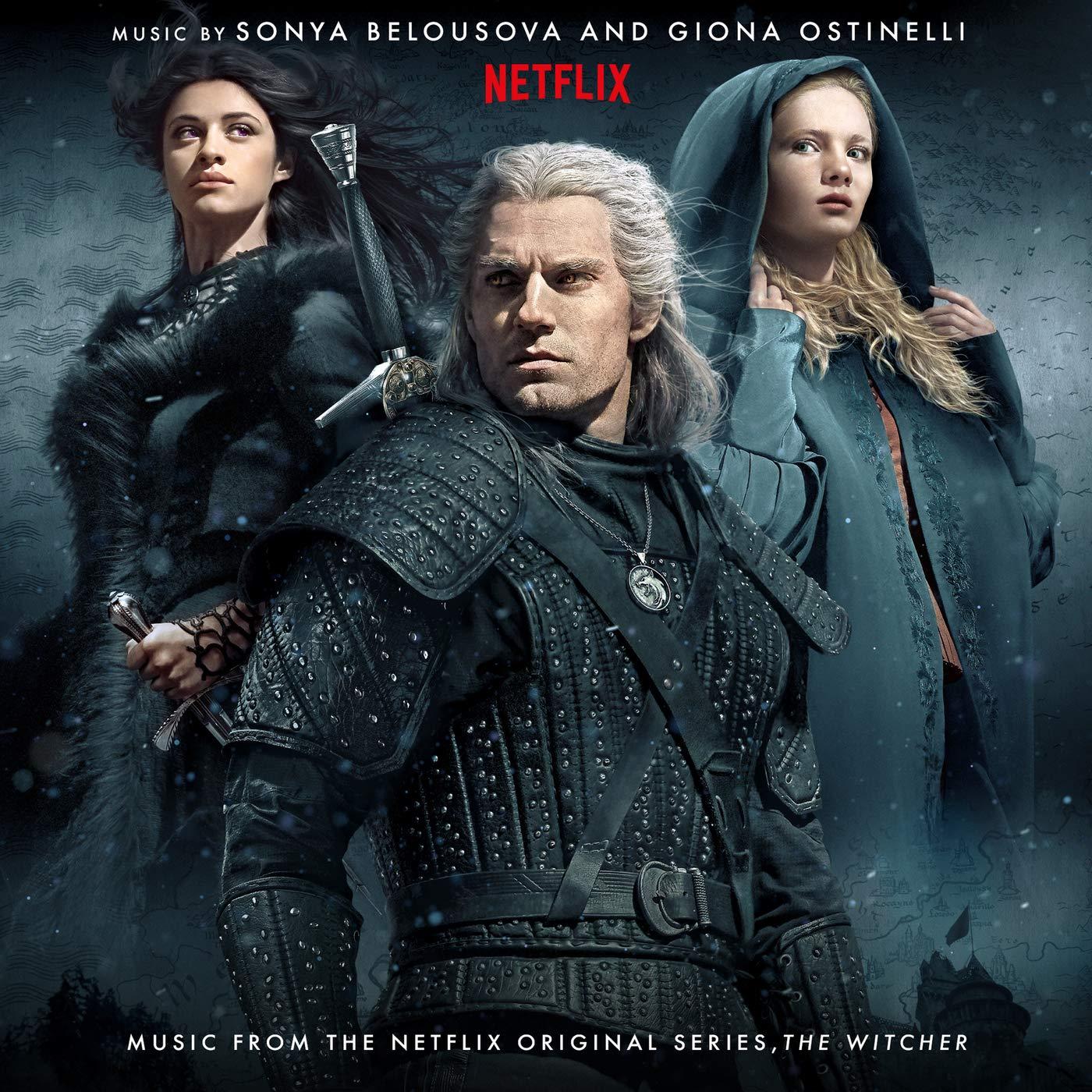 Sonya Belousova & Giona Ostinelli – The Witcher – Music From The Netflix Original Series (2020) [FLAC]