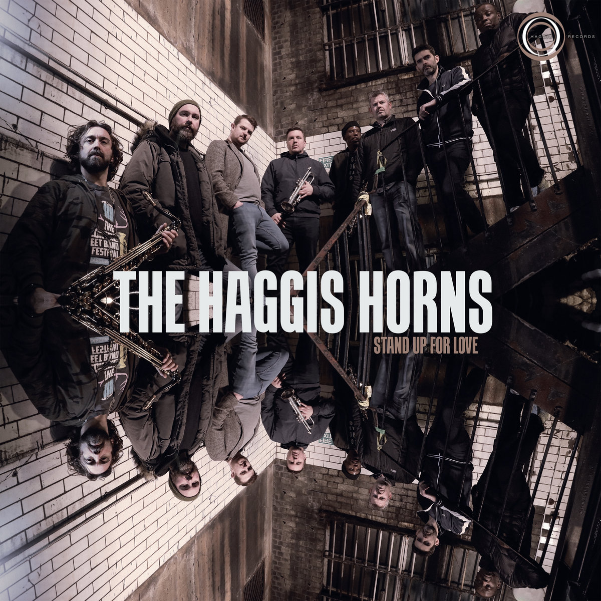The Haggis Horns – Stand Up For Love (2020) [FLAC]
