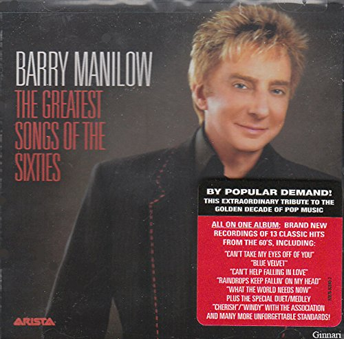Barry Manilow - The Greatest Songs Of The Sixties (2006) [FLAC] Download