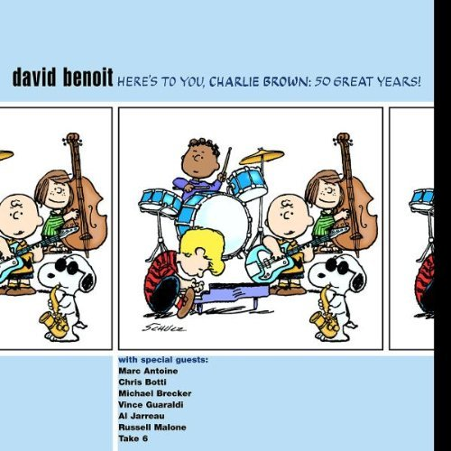 David Benoit - Heres To You Charlie Brown 50 Great Years (2000) [FLAC] Download