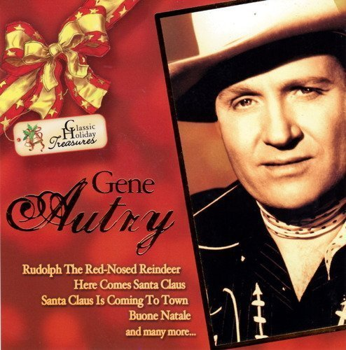 Gene Autry-Classic Holiday Treasures-CD-FLAC-2004-FLACME