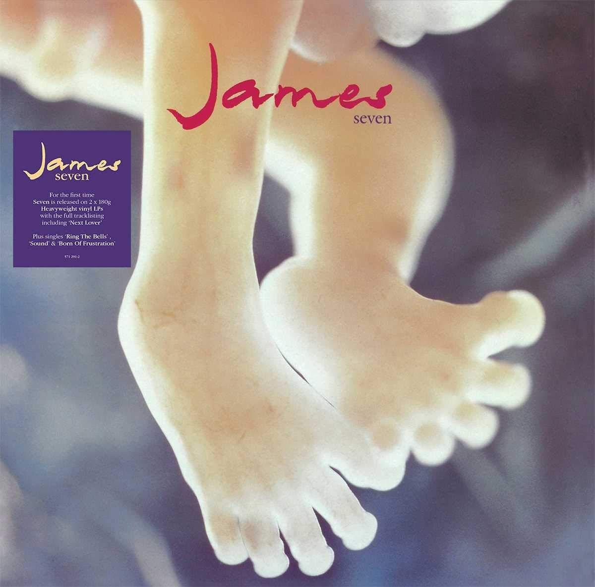 James - Seven (1992) [FLAC] Download
