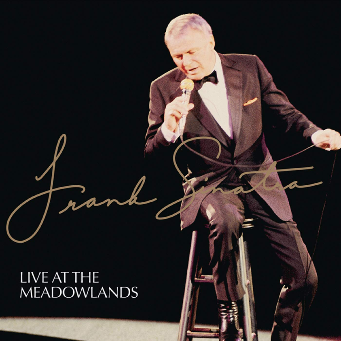 Frank Sinatra-Live At The Meadowlands-2CD-FLAC-2009-FLACME