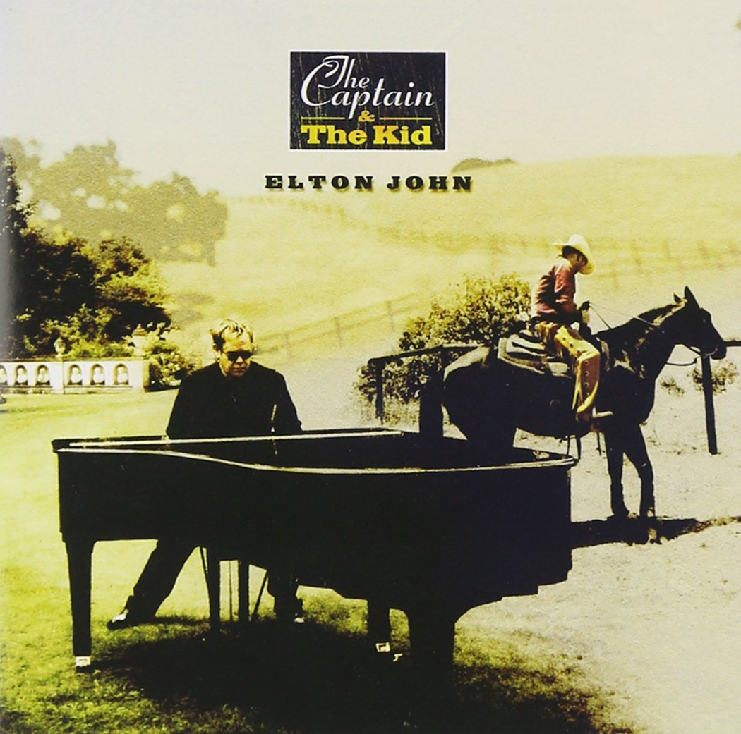 Elton John-The Captain And The Kid-CD-FLAC-2006-FLACME