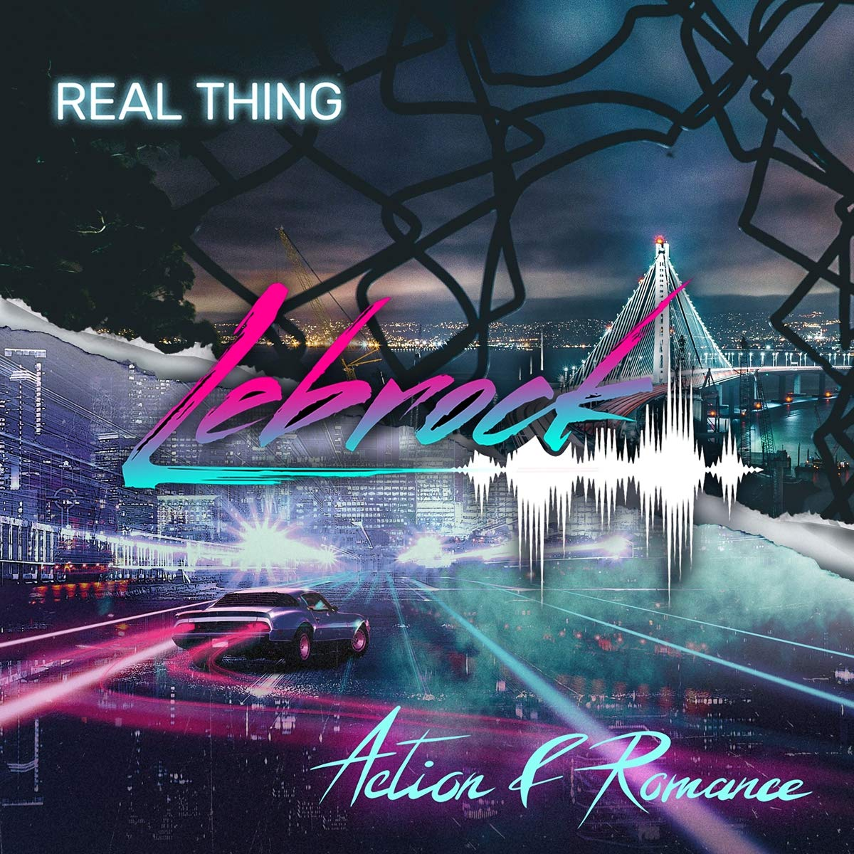 LeBrock - Real Thing  Action & Romance (2020) [FLAC] Download