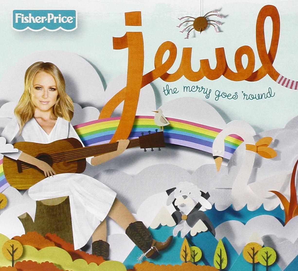 Jewel - The Merry Goes Round (2011) [FLAC] Download