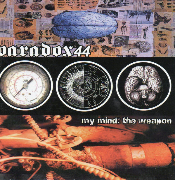 Paradox 44 - My Mind: The Weapon (2001) [FLAC] Download
