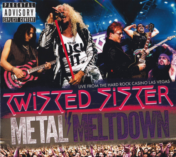 Twisted Sister-Metal Meltdown Live From The Hard Rock Casino Las Vegas-(LNPD29)-CD-FLAC-2016-RUiL