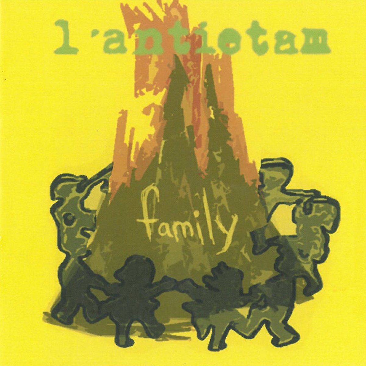 L'antietam – Family (2006) [FLAC]
