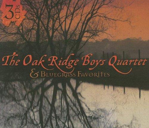 The Oak Ridge Boys Quartet - Bluegrass Favorites (2005) [FLAC] Download