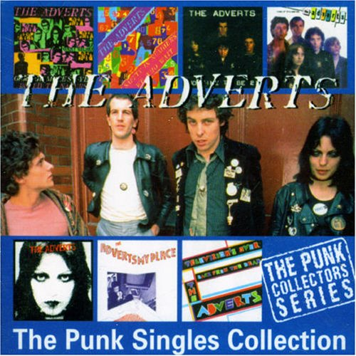 The Adverts-The Punk Singles Collection-CD-FLAC-1997-FiXIE