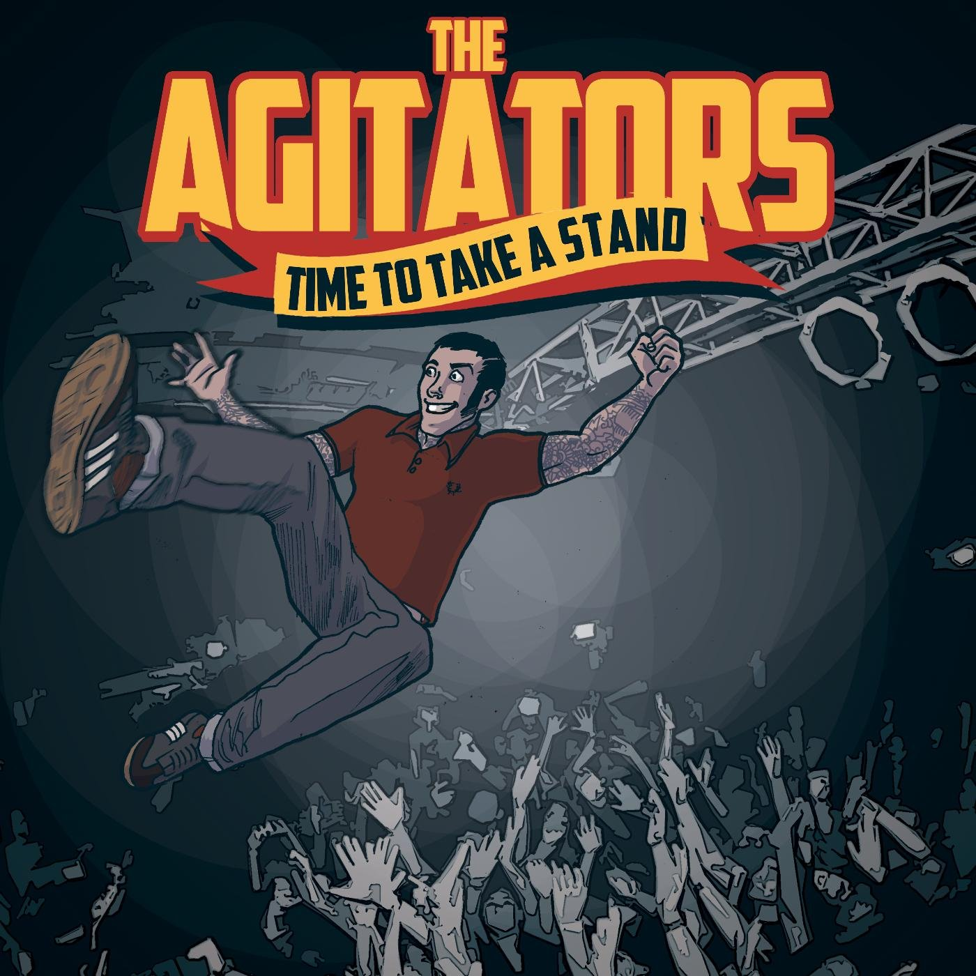 The Agitators - Time To Take A Stand (2015) [FLAC] Download
