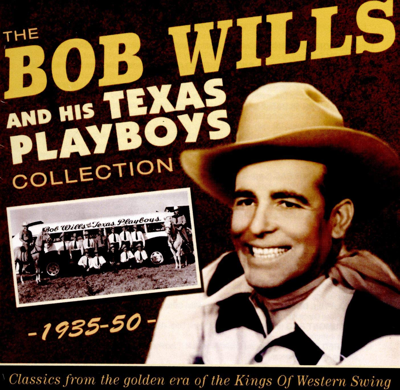 The Bob Wills And His Texas Playboys - Collection 1935-50 (2016) [FLAC] Download