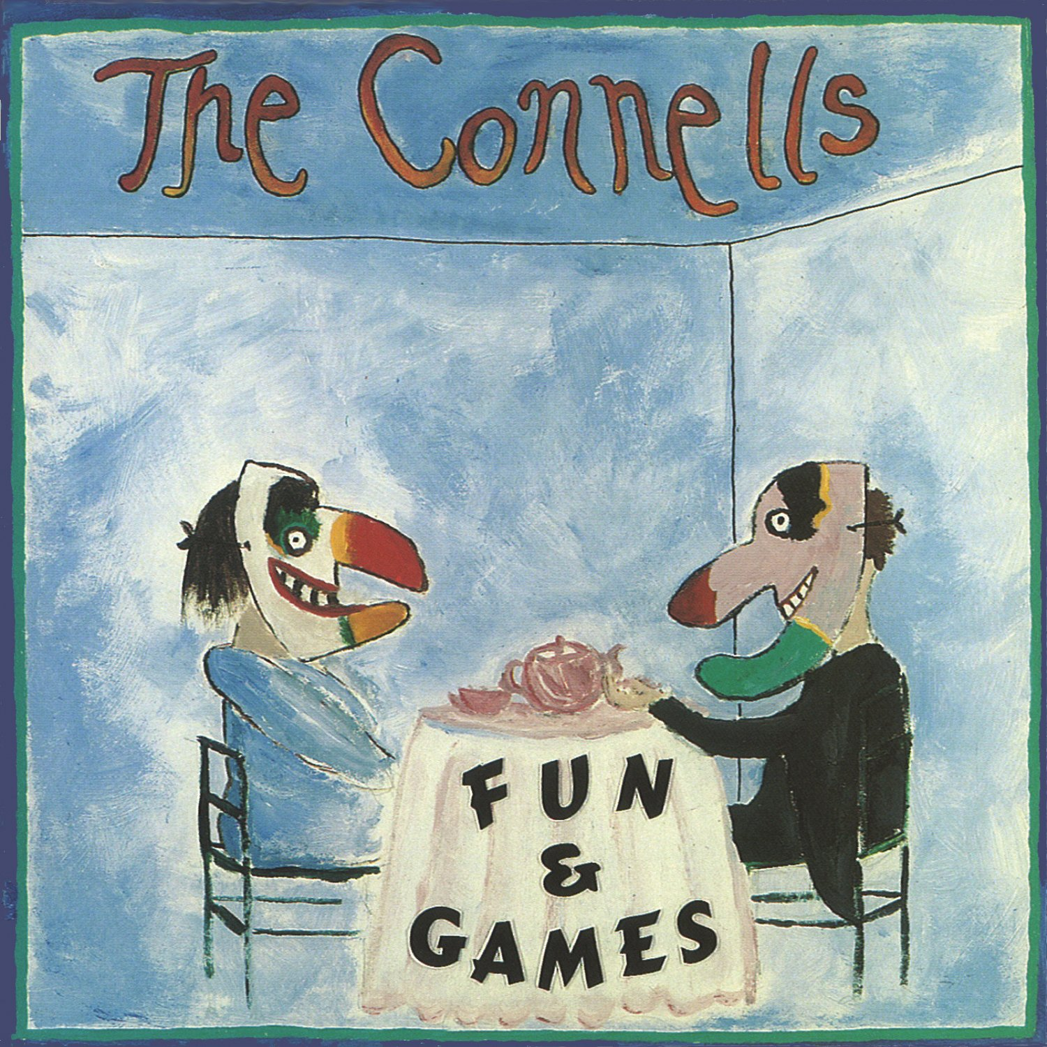 The Connells - Fun And Games (1989) [FLAC] Download