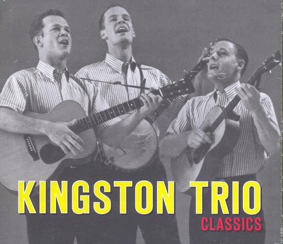The Kingston Trio – Classics (1993) [FLAC]