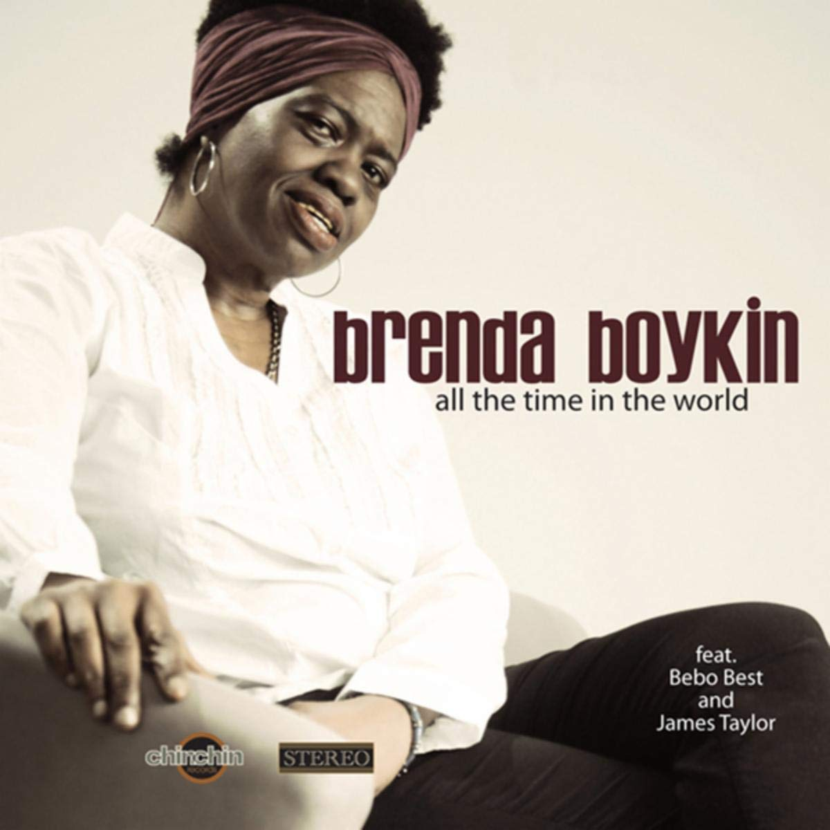 Brenda Boykin - All The Time In The World (2012) [FLAC] Download