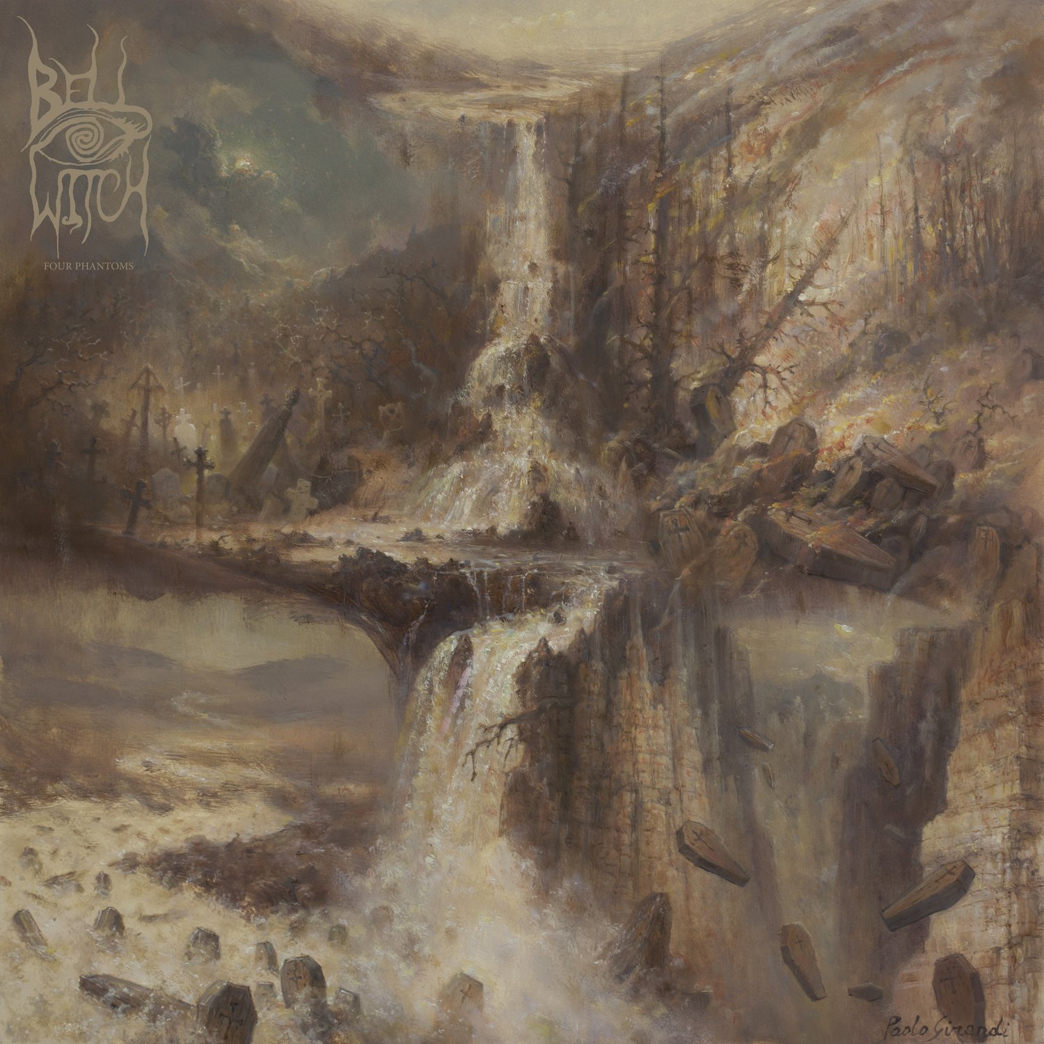 Bell Witch - Four Phantoms (2015) [FLAC] Download