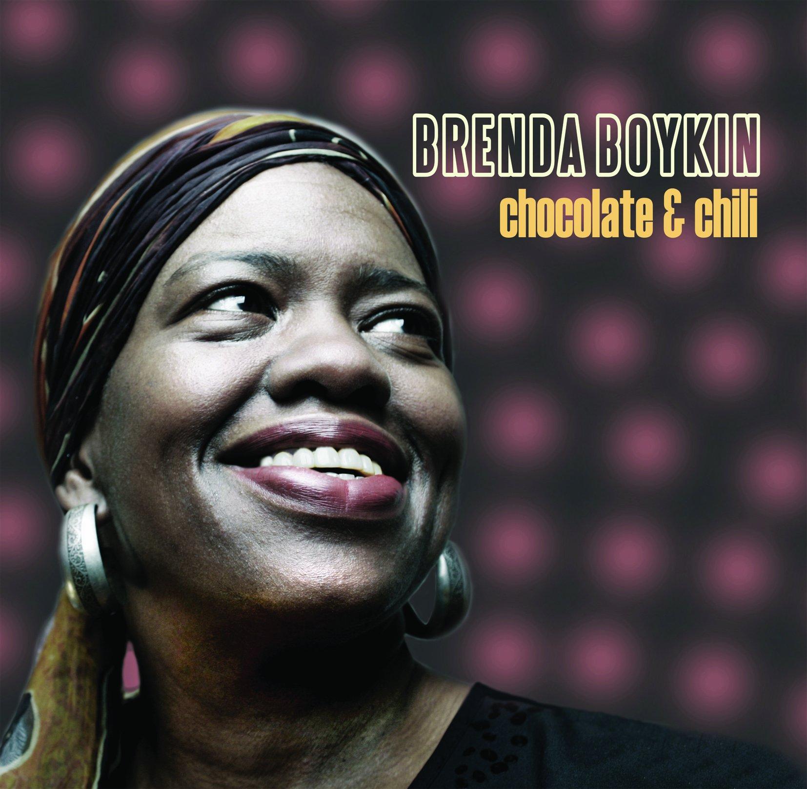 Brenda Boykin - Chocolate & Chili (2008) [FLAC] Download