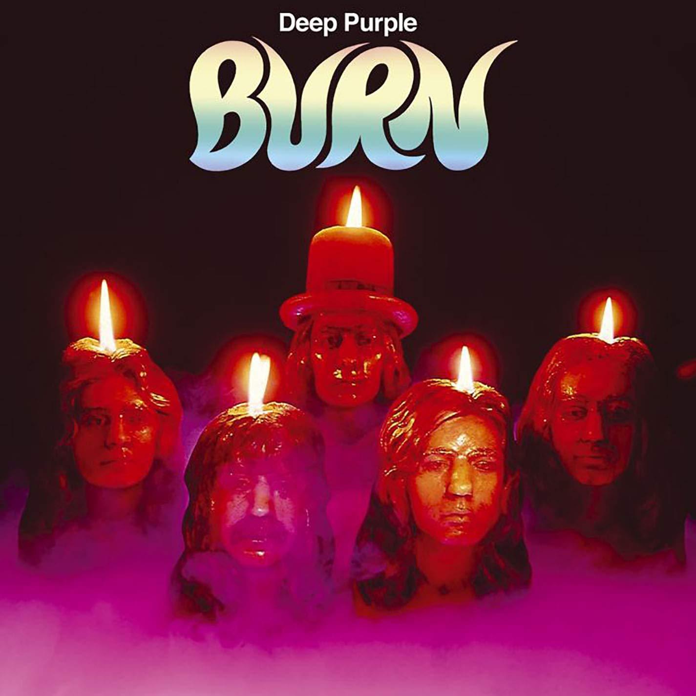 Deep Purple - Burn (1974) [FLAC] Download