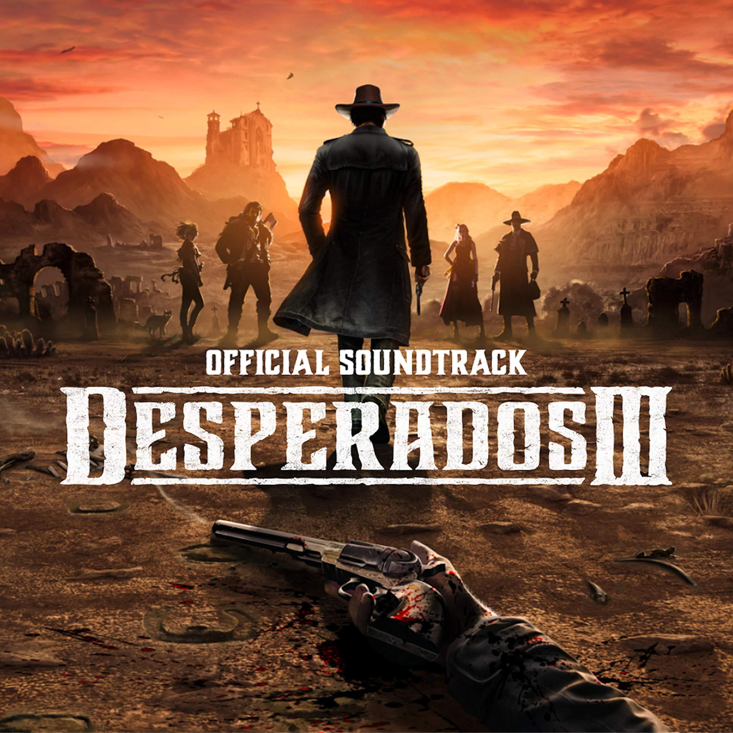 Filippo Beck Peccoz – Desperados III – Official Soundtrack (2020) [FLAC]