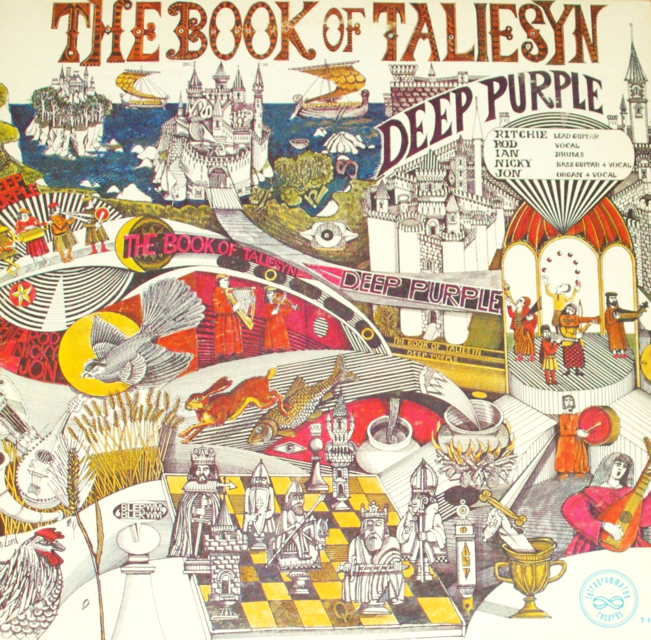 Deep Purple-The Book Of Taliesyn-REISSUE-LP-FLAC-1976-mwnd