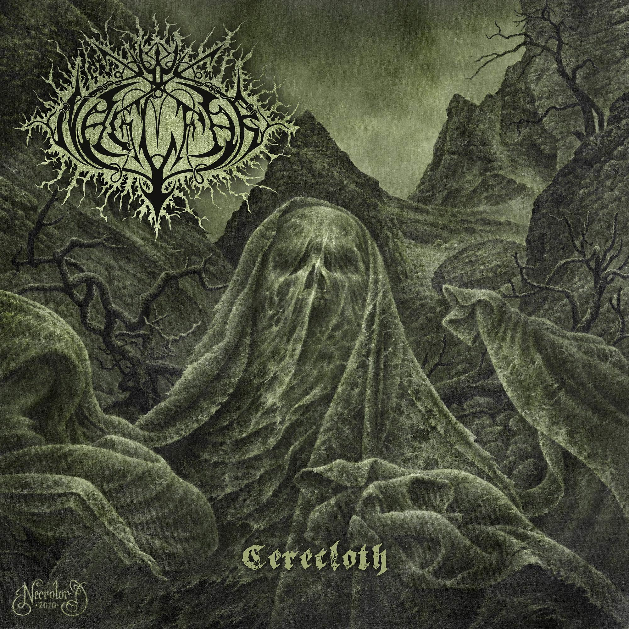 Naglfar - Cerecloth (2020) [FLAC] Download