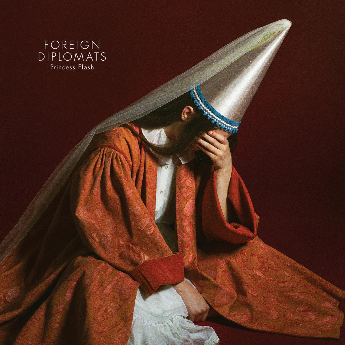 Foreign Diplomats - Princess Flash (2015) [FLAC] Download
