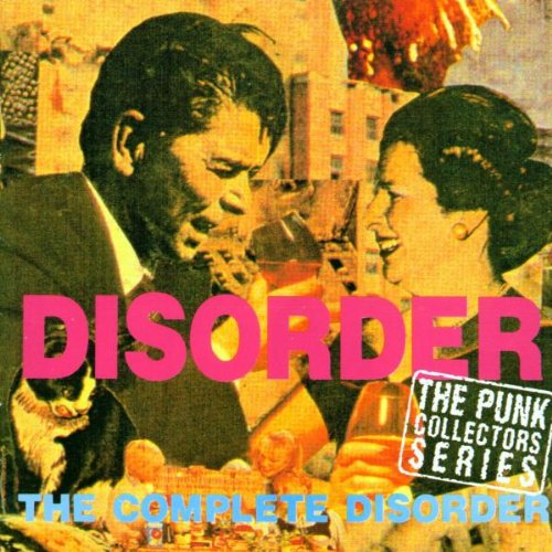 Disorder – The Complete Disorder (1991) [FLAC]