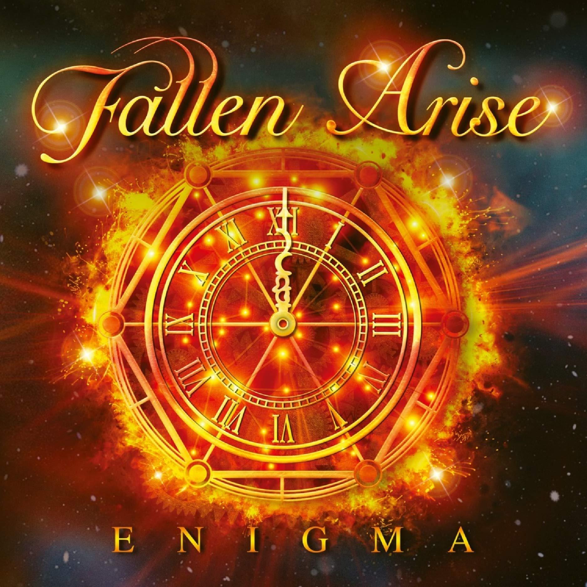Fallen Arise - Enigma (2020) [FLAC] Download