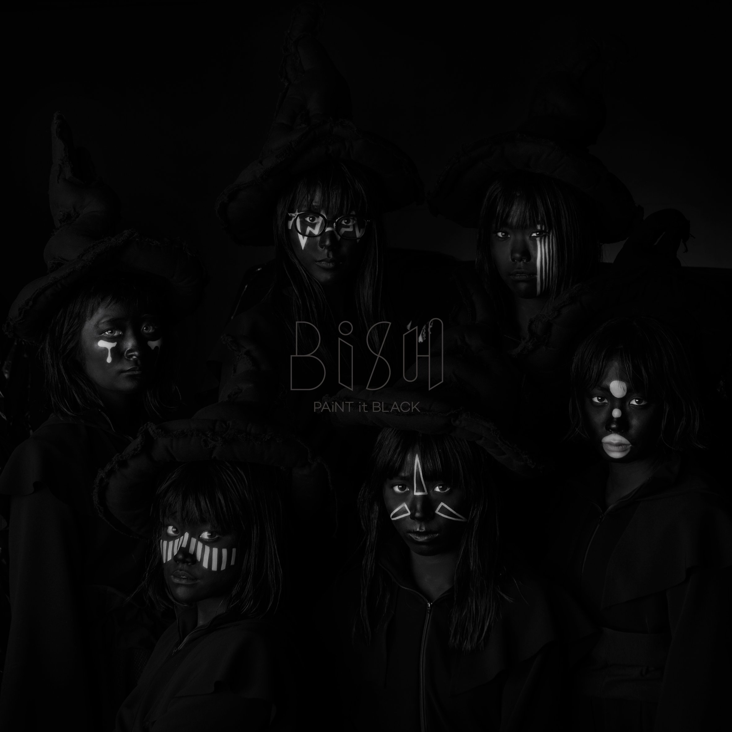 BiSH – PAiNT it BLACK (2018) [FLAC]