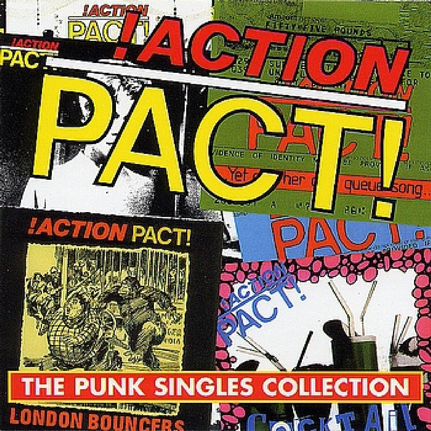 Action Pact - The Punk Singles Collection (1995) [FLAC] Download