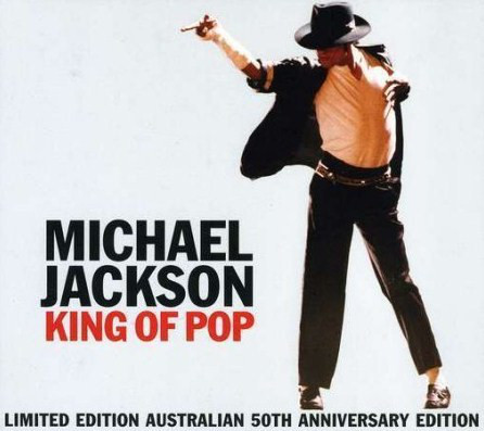 Michael Jackson - King Of Pop  Australian 50th Anniversary Edition (2008) [FLAC] Download