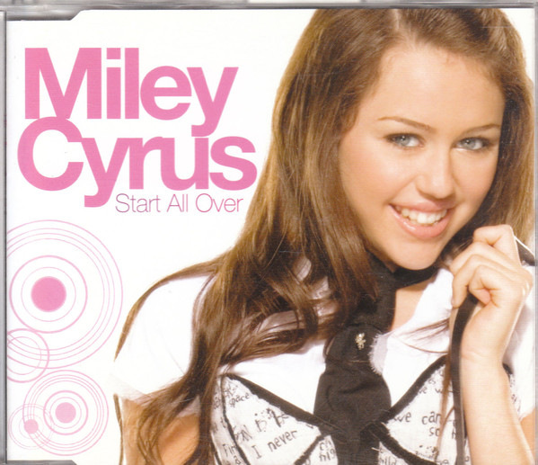 Miley Cyrus - Start All Over (2008) [FLAC] Download