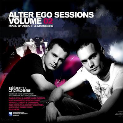 VA – Alter Ego Sessions Volume 02  Mixed by Abbott & Chambers (2008) [FLAC]