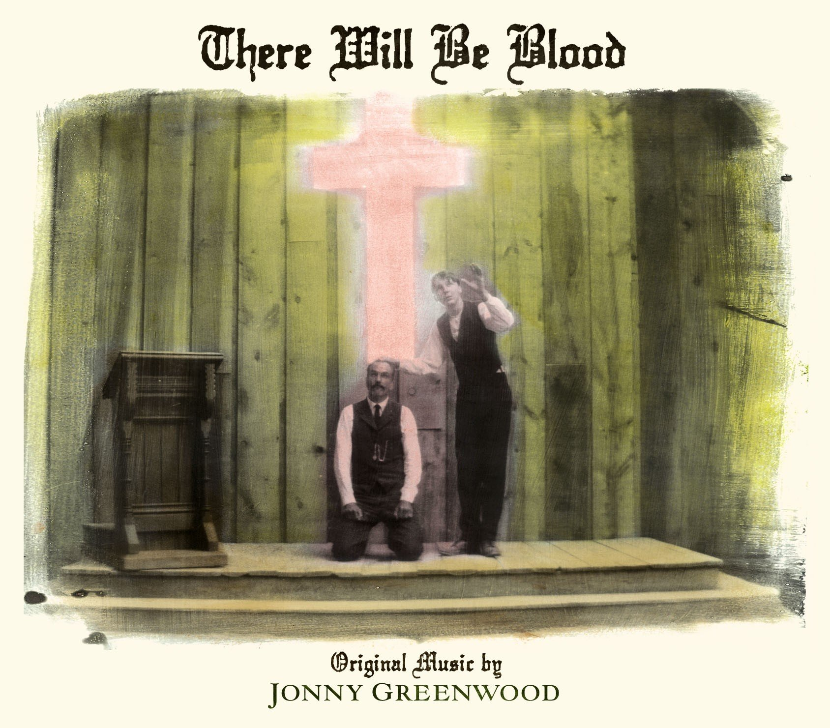 Jonny Greenwood – There Will Be Nlood (2007) [FLAC]