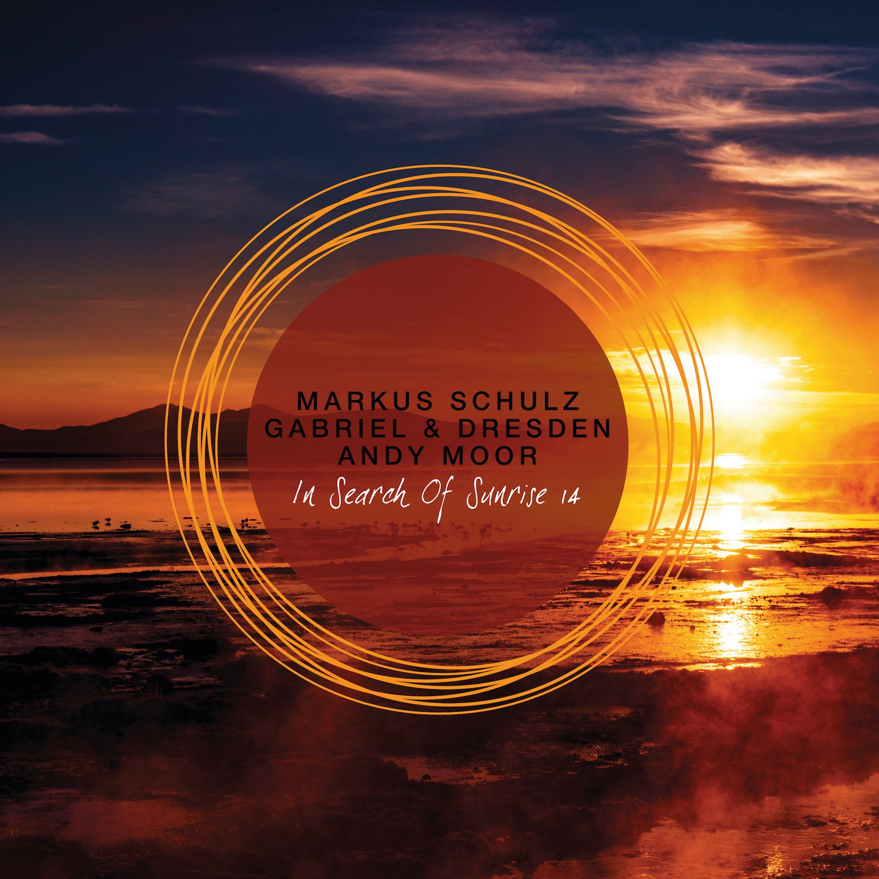 VA – In Search Of Sunrise 14  Markus Schulz, Gabriel Dresden, Andy Moor (2018) [FLAC]