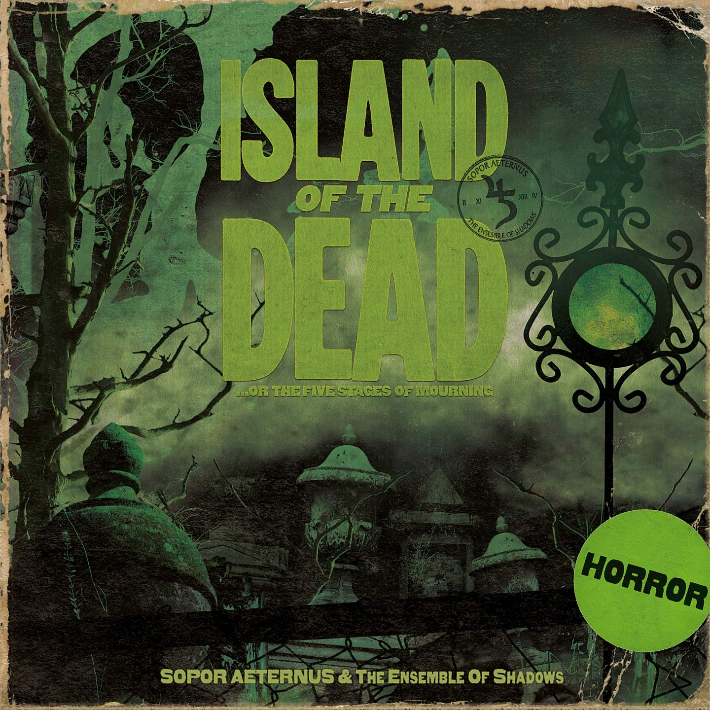 Sopor Aeternus & The Ensemble Of Shadows – Island Of The Dead (2020) [FLAC]