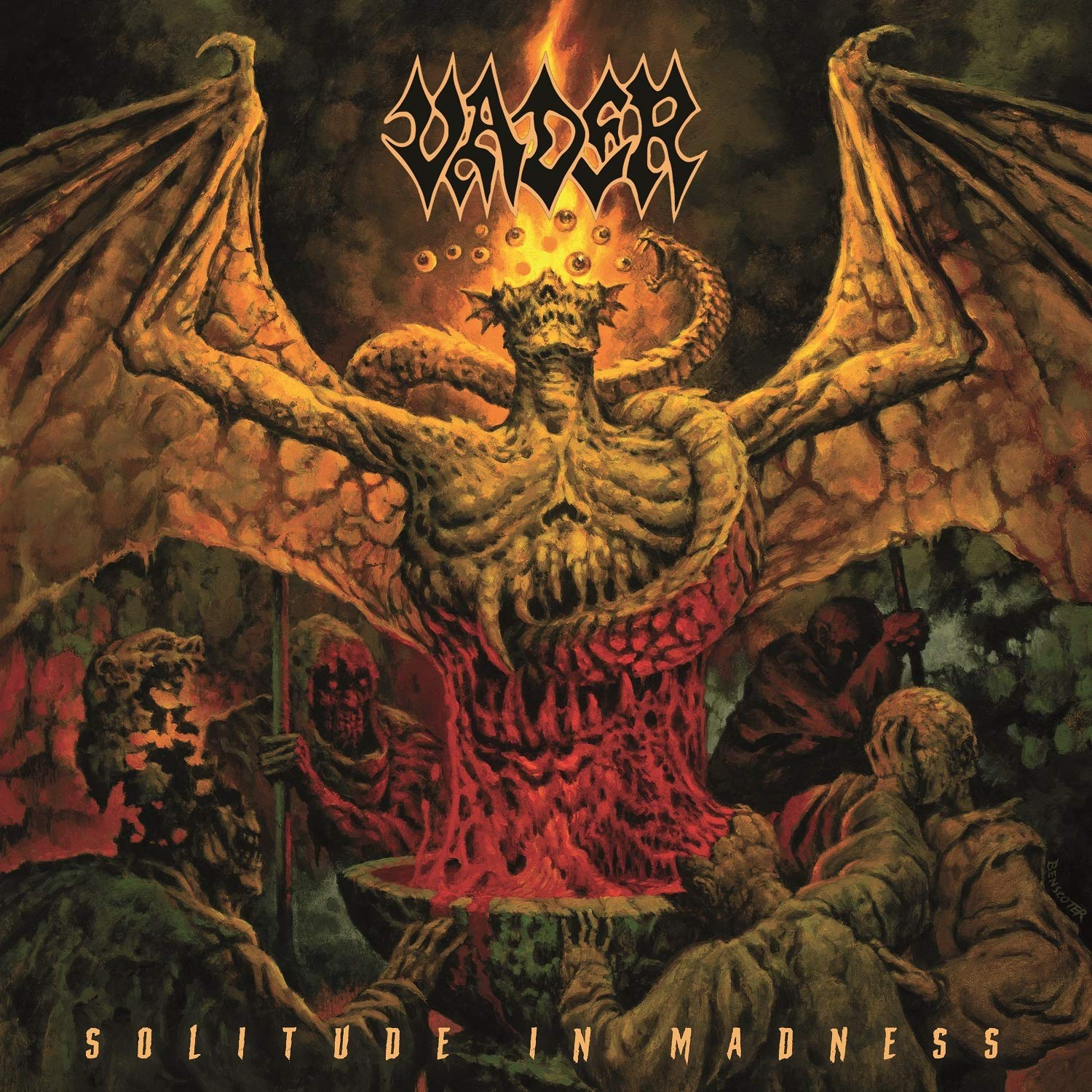 Vader - Solitude In Madness (2020) [FLAC] Download
