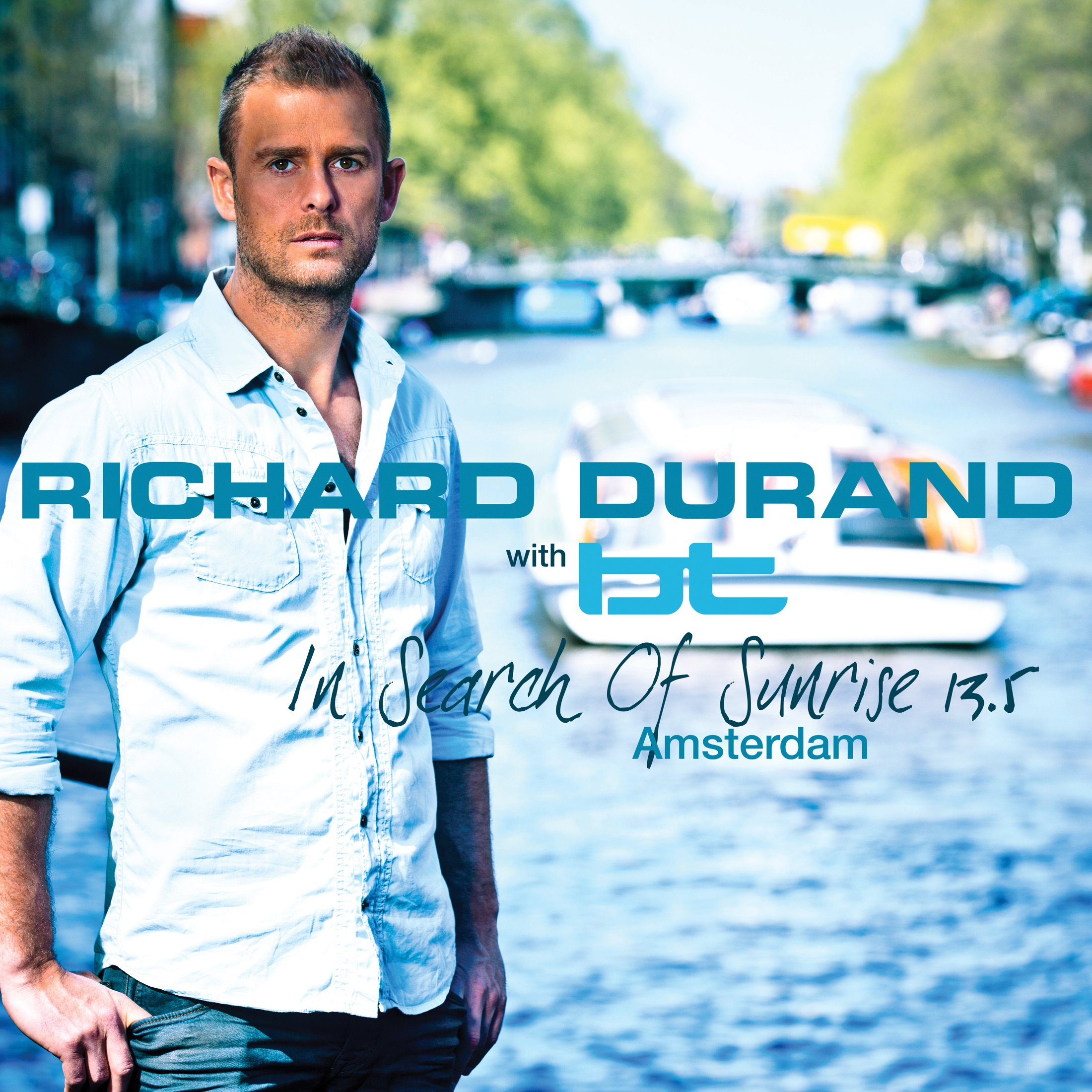 VA – In Search Of Sunrise 13.5 Amsterdam  Richard Durand with BT (2015) [FLAC]