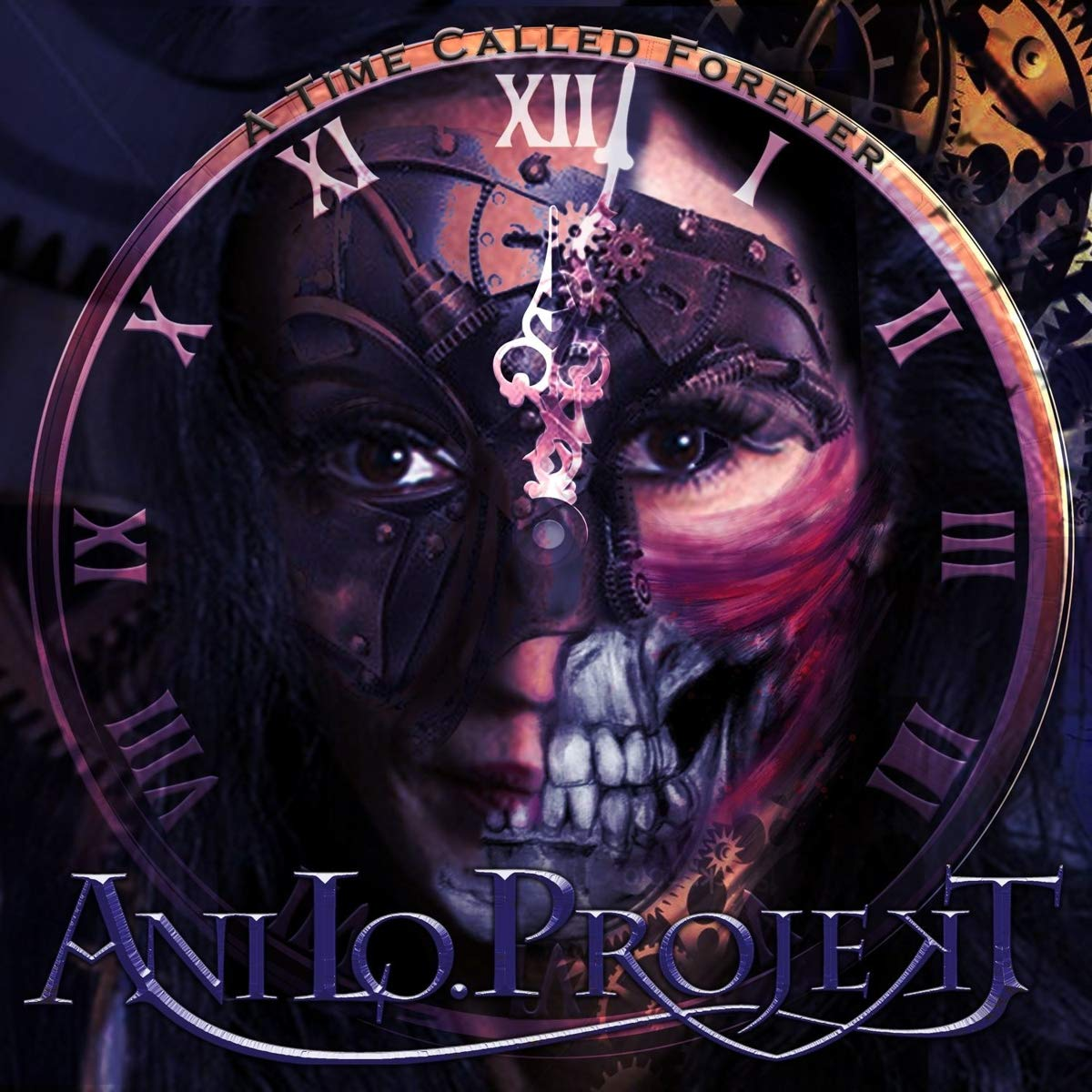 Ani Lo. Projekt - A Time Called Forever (2020) [FLAC] Download