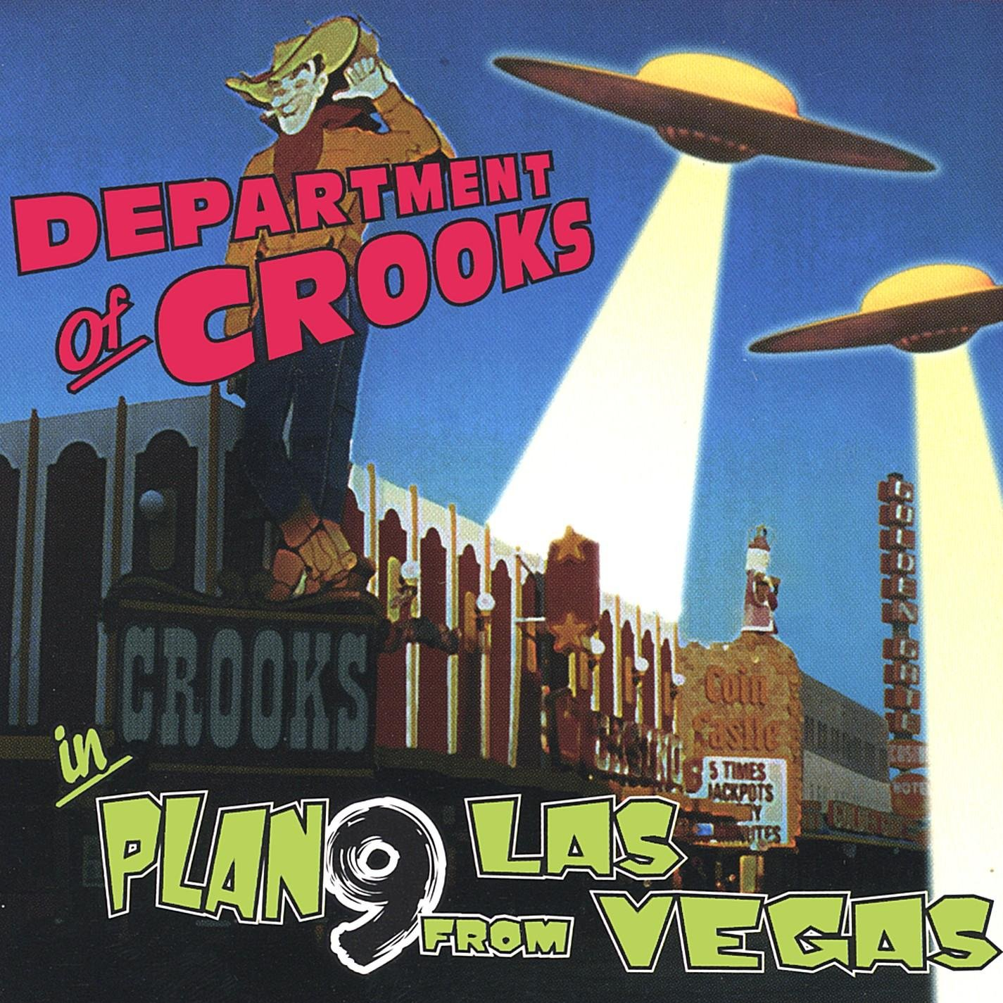 Department Of Crooks - Plan 9 From Las Vegas (1997) [FLAC] Download